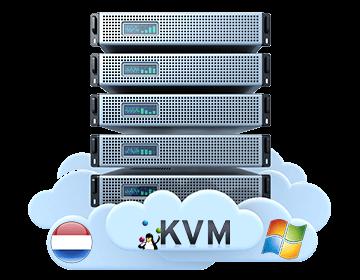 Netherlands KVM Windows VPS