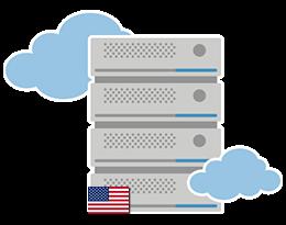 USA cloud VPS